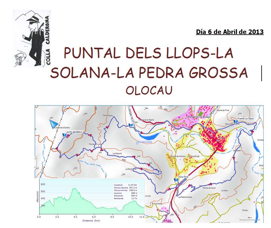 Olocau-Puntal-dels-Llops-La-Solana-Pedra-Grossa---06-04-2013